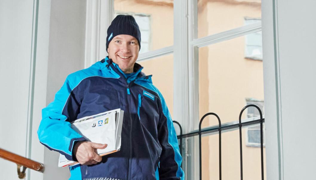 PostNord tilpasser sin hjemlevering og tidobler kapasiteten grunnet koronaviruset.