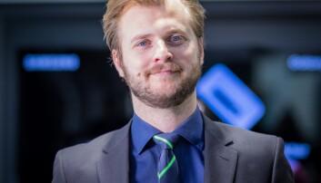Nils Martin Øyo er gamingansvarlig i Elkjøp Norge.