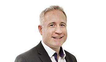 Espen Eldal fungerende toppsjef i Europris