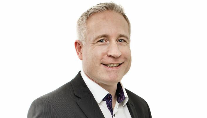 Den nye Europris-sjefen Espen Eldal la fram sterke tall og ser optimistisk for fremtiden.