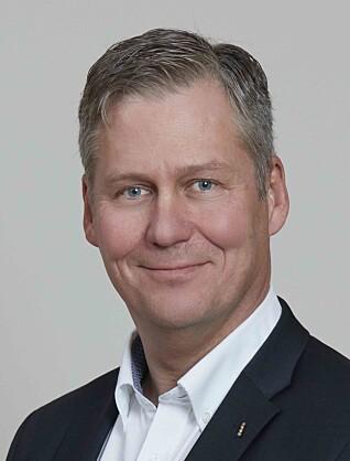 Arild Sørlien er adm. dir. i Coop Nordvest
