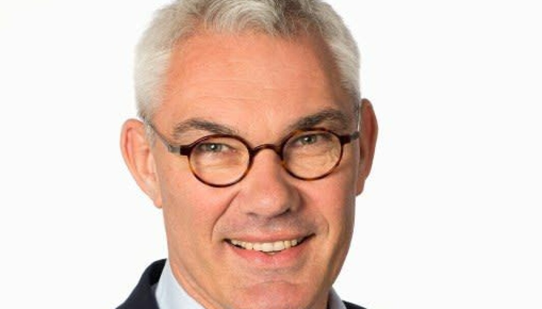 Leendert H. Venema er den nye toppsjefen i Extenda Retail.