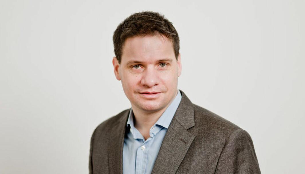 Henrik Frisell begynner som finansdirektør i Nortura i oktober.
