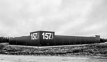 Lager 157 bygger ut logistikksenteret