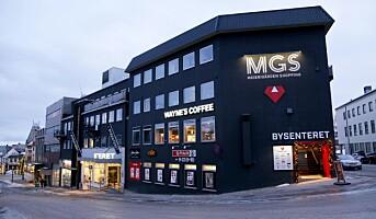 Bysenteret i Harstad lanserer netthandel