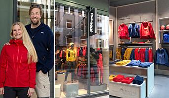 Bergans åpner butikk i Bergen