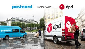 PostNord og DPD fortsetter samarbeidet
