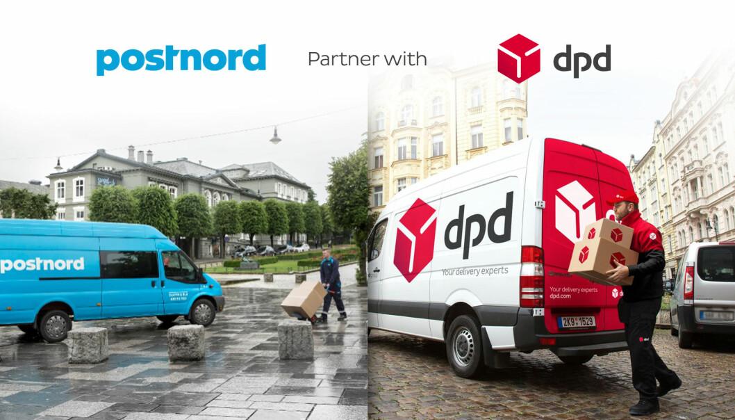 Samarbeidet mellom PostNord og DPD er forlenget med fem nye år, noe som skal forbedre tilbudet av pakkeforsendelser over landegrensene i Europa.