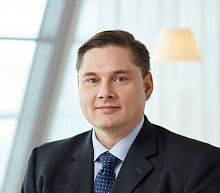Peter Kjaer Jensen er assisterende toppsjef i PostNord