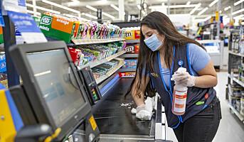 Walmart skulle ansette 150.000 etter salgsboom, øker til 200.000
