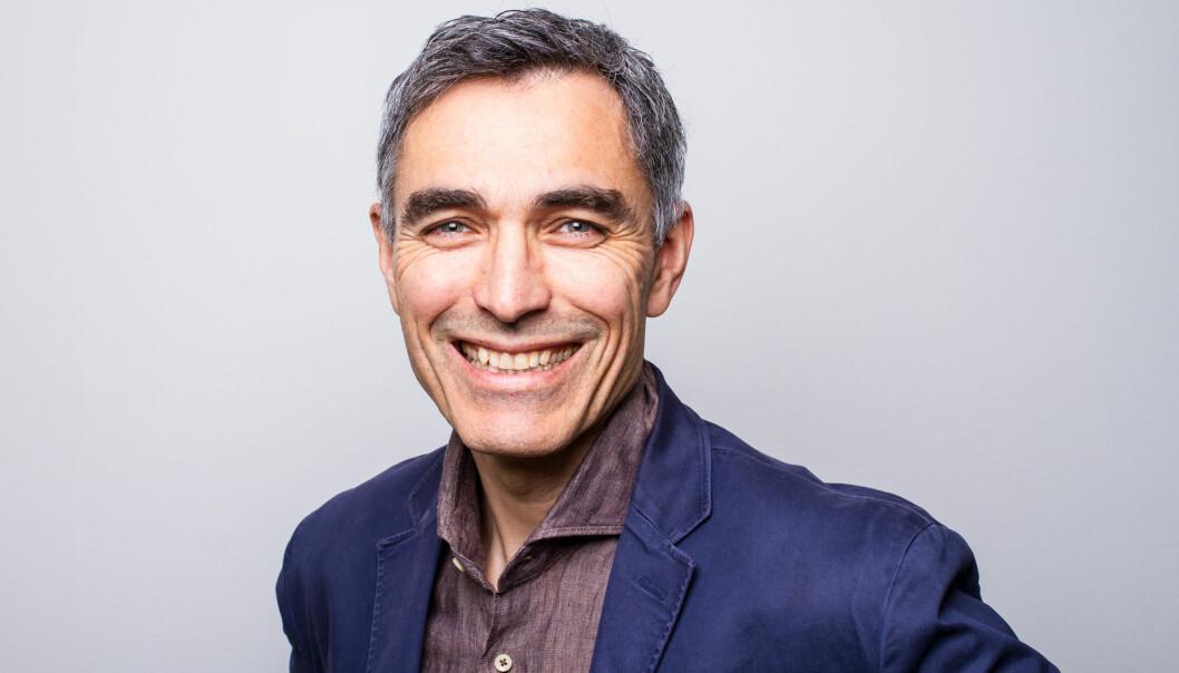 Erling Schjetne er ny sjef for Columbus Norge fra 1. mai.