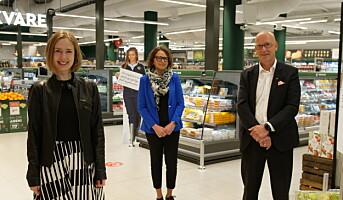 Coop og Posten tilbyr hjemlevering av dagligvarer