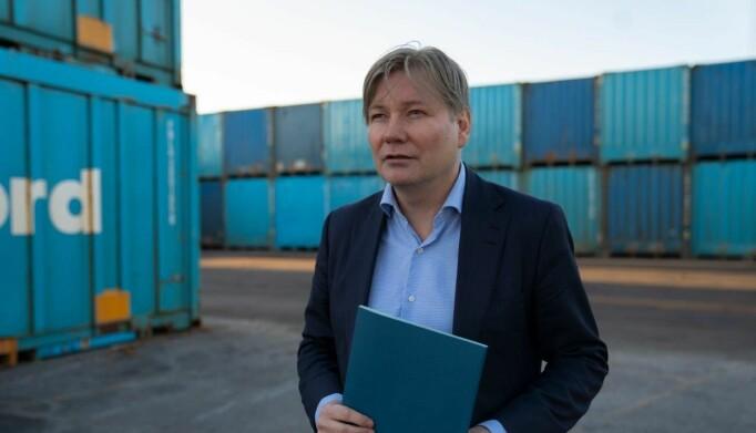 Ole A. Hagen er kommunikasjon- og markedsdirektør i PostNord.