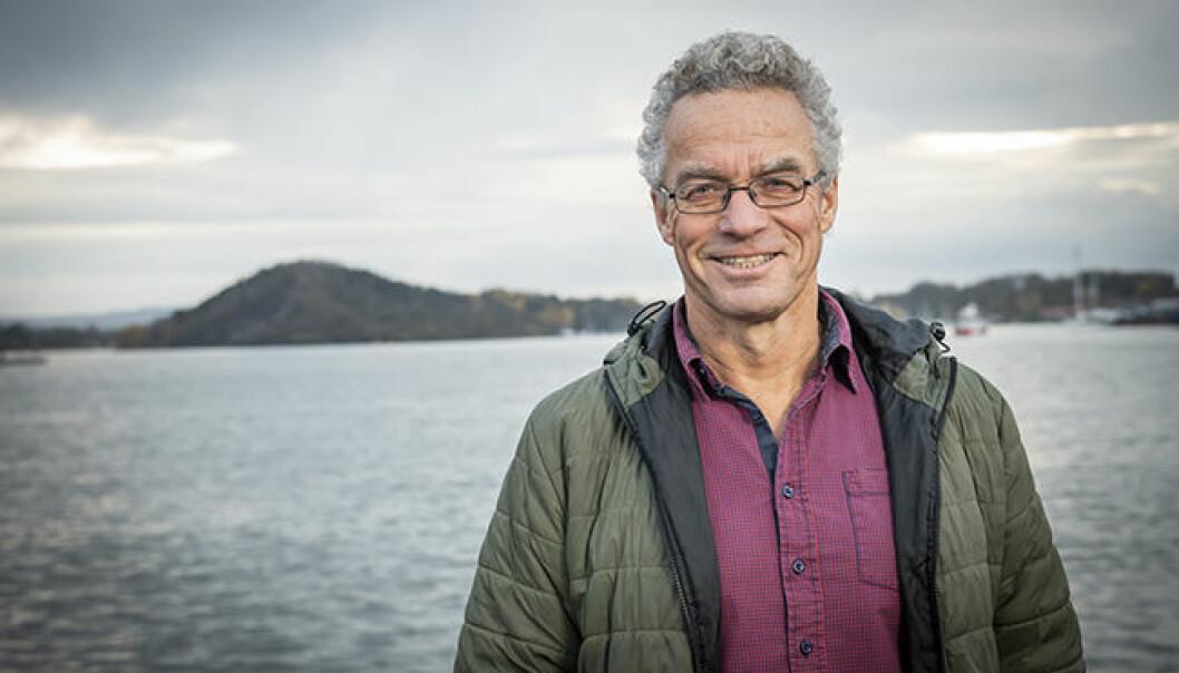 Rasmus Hansson er daglig leder i Handelens Miljøfond.