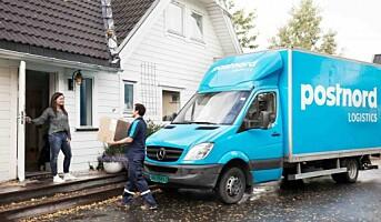 PostNord Norge vokser og tjener penger
