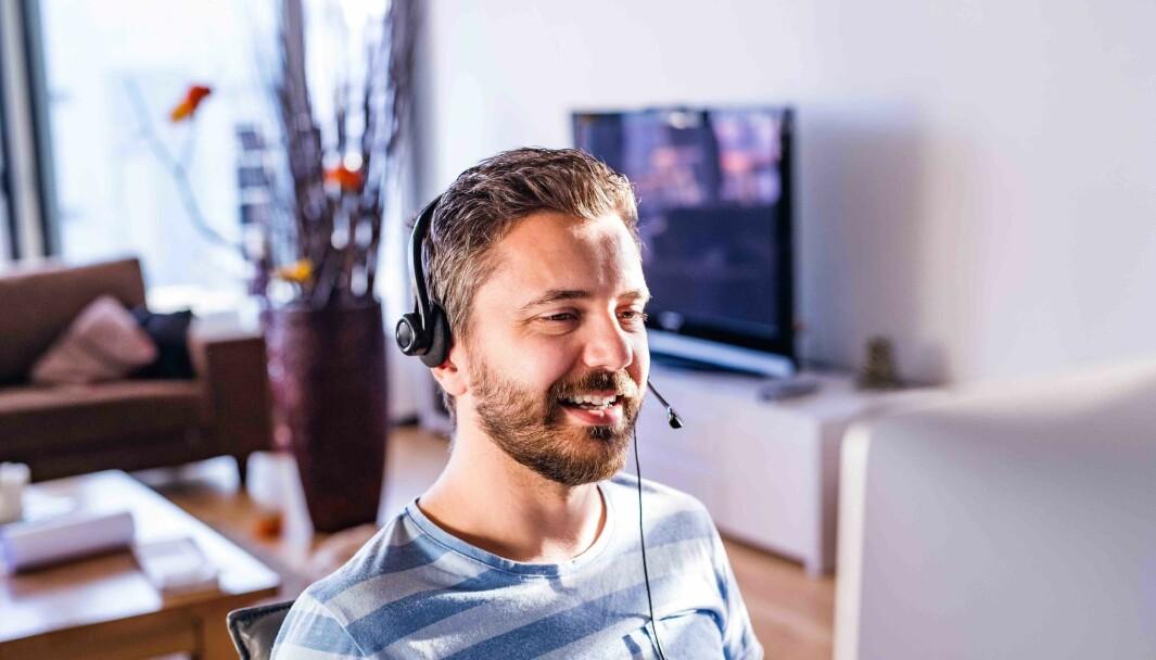 I koronatiden øker presset på kundesentrene, samtidig som de ansatte blir sendt på hjemmekontor.