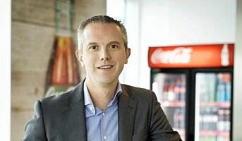 Ny sjef for Coca Cola