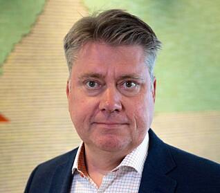 Lars Persson er salgsdirektør for Descartes i Norden.