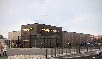 Coop Prix Stjørdal oppgraderes til 2.0