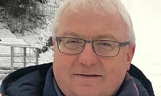 Adm.dir. Torbjørn Skei i Coop Midt-Norge kjører hver morgen og ettermiddag forbi butikken hvor han ble ansatt som butikksjef våren 1985.