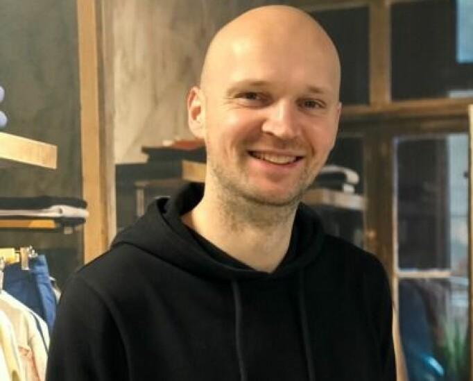 Haakon Skavhaug-Flender i Front Systems melder om økt etterspørsel etter nettbutikk på grunn av endret handlemønster.