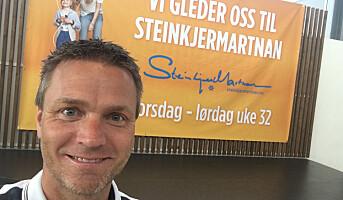 Gir seg etter 12 år som senterleder på Amfi Steinkjer