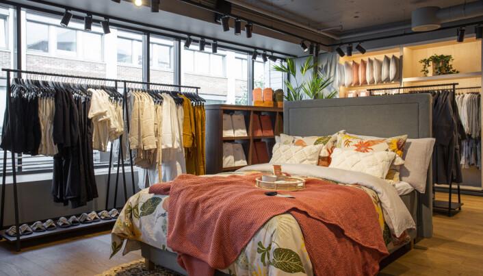 H&M Home vokser på hjem og innredning i Norge.