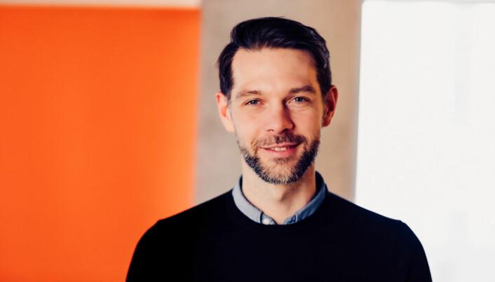 Vegar Wikhammer Heir er kommersiell leder i Vipps.