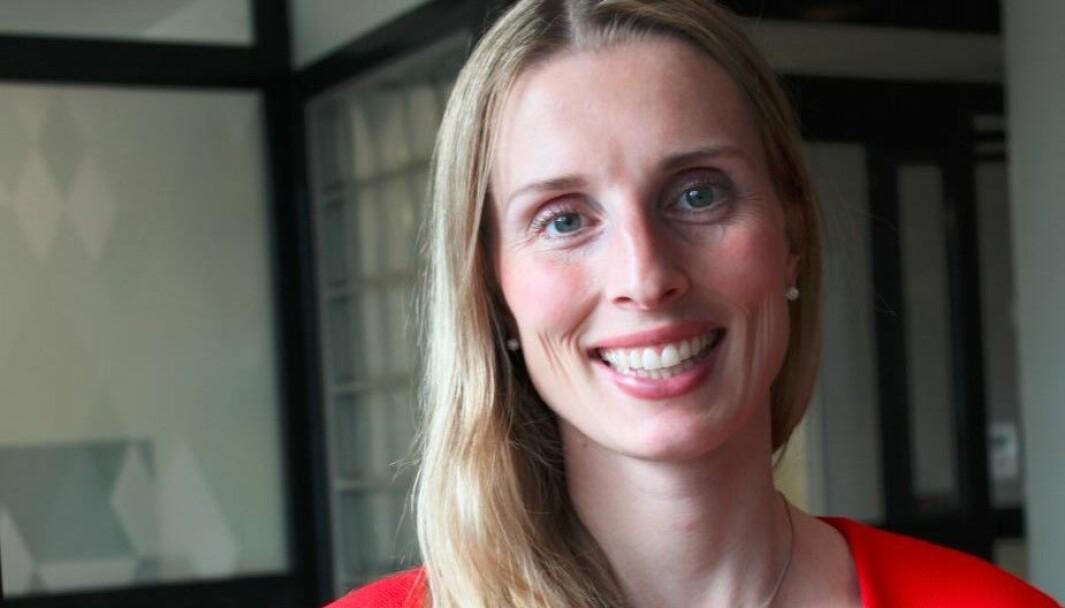 Cecilie Vatn er forsikringsekspert i Capgemini Invent.