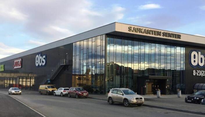 Sjøkanten Senter i Harstad har vært kjerringa mot strømmen 1. tertial.