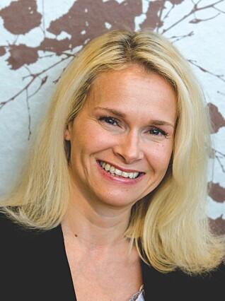 Ann Kristin Oldervik er senterleder for bl. a. Malvik Senter.