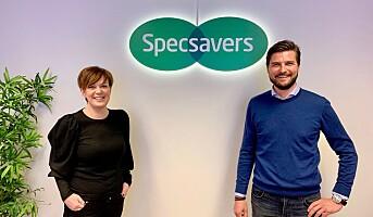 Hun blir retaildirektør i Specsavers Norge