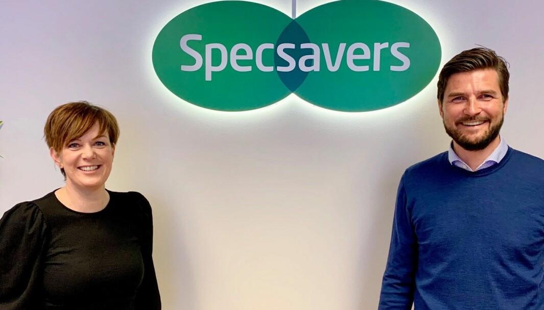 Adm. dir. Henning Eriksen er glad for å få May Britt Østby med på laget som retaildirektør og dra nytte av hennes lange retailkompetanse.