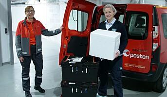 Økt pakkevolum og hjemlevering bidro til vekst og bedre resultat for Posten