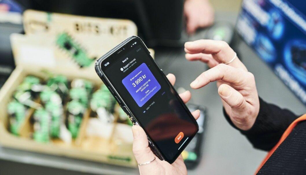 Mobilbetaling kommer for fullt, også i fysiske butikker.