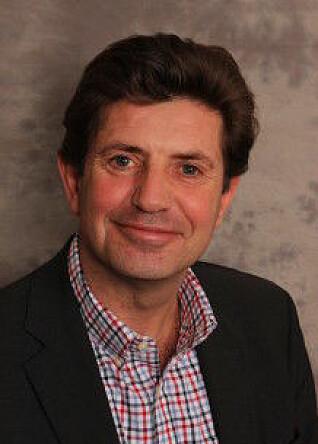 Arne B. Sperre, konserndirektør for finans i Olav Thon Eiendomsselskap.