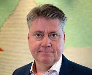 Lars Persson er salgssjef hos Descartes Norden.