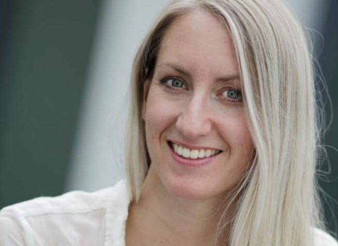 Lene Kallum er kommunikasjonsrådgiver i Too Good To Go.