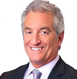 F. Scott Ball er toppsjef for Citycon internasjonalt.