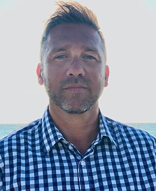 Adm. dir. Pål André Fredriksen i Verifone er fornøyd med å være først ute med Vipps i norske betalingsterminaler.