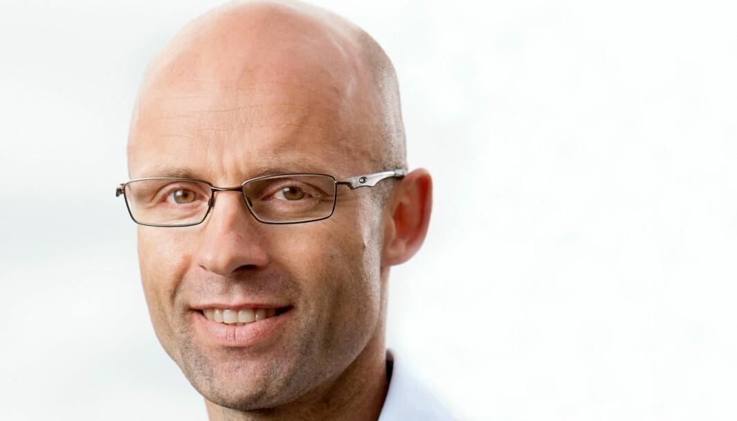 Trond Evald Hansen er adm. dir. i Norsk Sportsbransjeforening