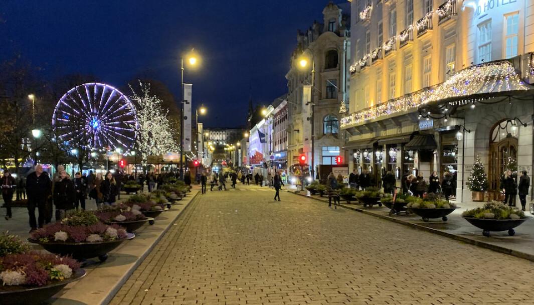 Handelen innenfor Ring 1 i Oslo sentrum taper markedsandeler.
