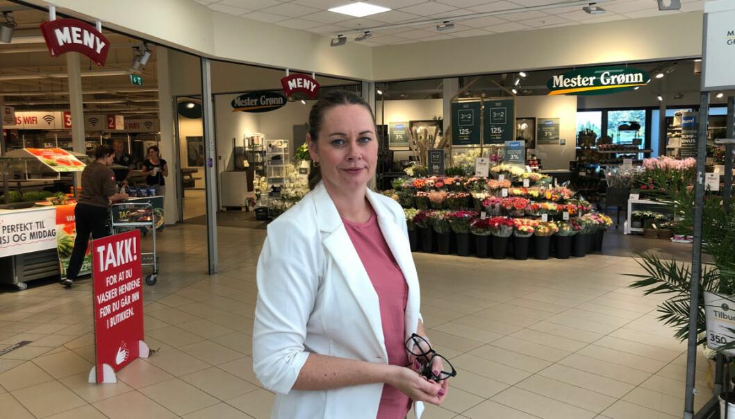 Siri Heimlund: – Romerikssenteret fyller rollen som hjertet på Kløfta.