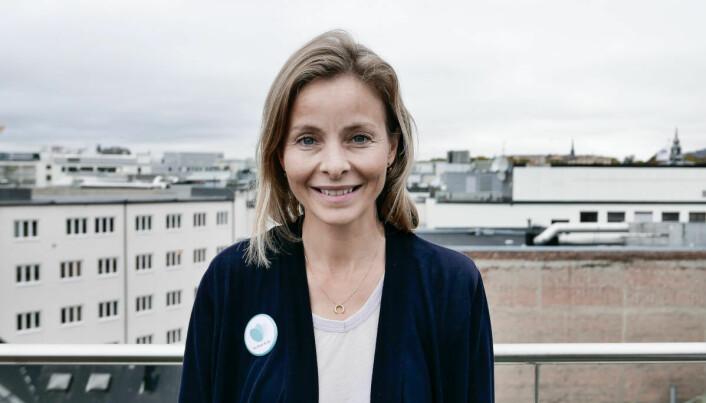 Annika Asté er markedsdirektør i Too Good To Go Norge og har samarbeidet med Godt Brød og Morgenstern i utarbeidelsen av kampanjen.