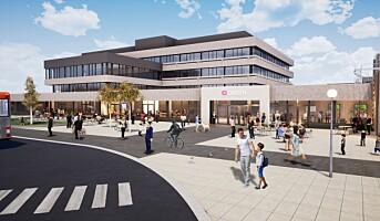 Citycon utvikler Oasen sammen med Bergen kommune