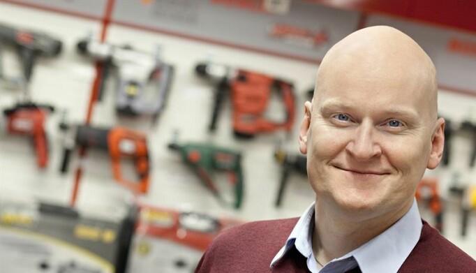 Joachim Frykberg er adm. dir. i Jula Holding.