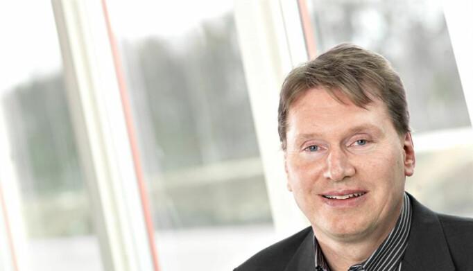 Karl-Johan Blank er eier og konsernsjef for Jula Holding-konsernet.