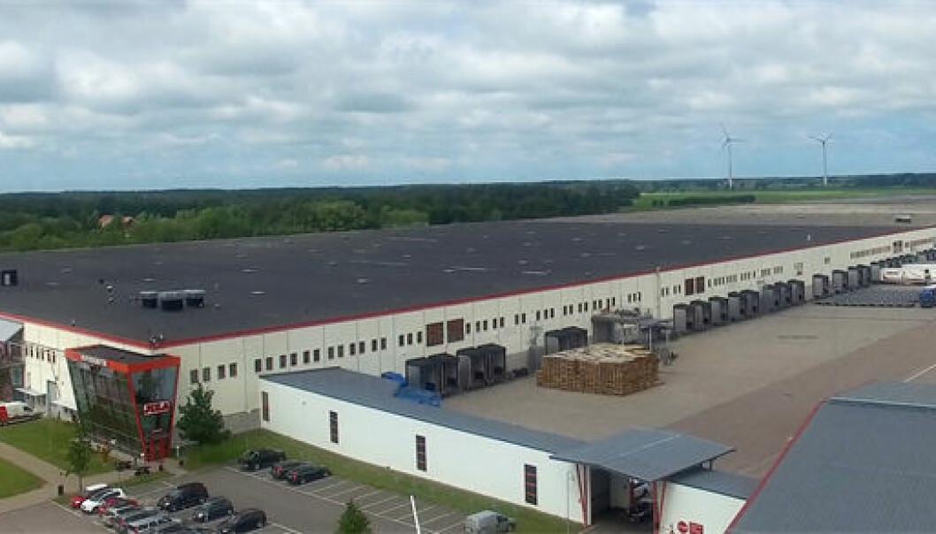 Sentrallagert i Skara bygges ut med 28.000 kvadratmeter, og er Nord-Europas største.