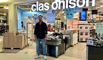 Fra byrå til Head of Brand Experience i Clas Ohlson