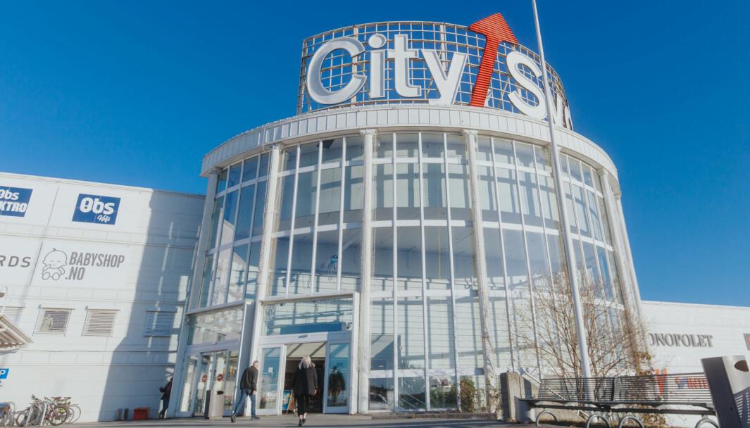 City Syd i Trondheim er ett av sentrene Citycon har besluttet å ikke forlenge forvaltningsoppdraget for.
